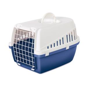 Cage de transport Trotter 1 bleu Nordic 49x33x30 cm 695989