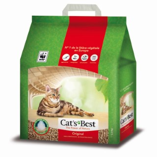 Litière Cat's Best Original 2,3 kg 5 L 695992