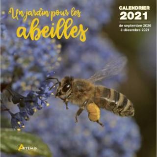 Calendrier un jardin pour les abeilles éditions Artemis 696454