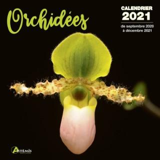 Calendrier orchidées 2021 éditions Artemis 696484