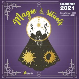 Calendrier magie & rituels 2021 éditions Artemis 696499