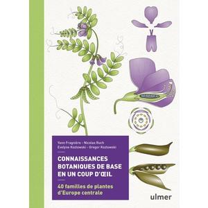 Connaissances botaniques de base en un coup d'œil Editions Ulmer 696519