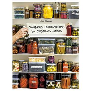 Conserves, fermentations et condiments maison Editions Ulmer 696525