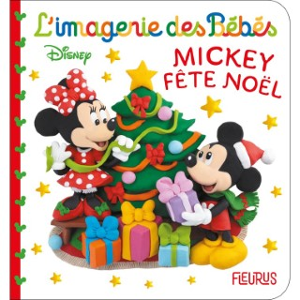 Mickey fête Noël des éditions Fleurus 696690