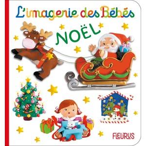 L'imagerie des bébés Noël des éditions Fleurus 696691