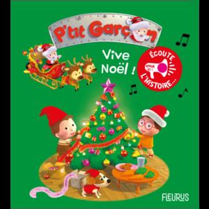 P'tit garçon vive Noël des éditions Fleurus 696693
