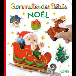 Gommettes des bébés Noël des éditions Fleurus 696695