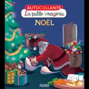 La petite imagerie à autocollants Noël des éditions Fleurus 696697