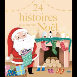 24 histoires pour attendre Noël des éditions Fleurus 696700
