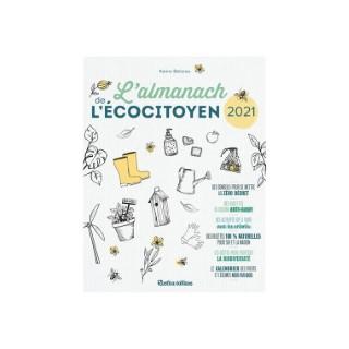 Almanach de l'écocitoyen 2021 éditions Rustica 696707
