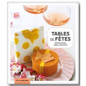 Diy et tables de fêtes des éditions Marie claire 696708
