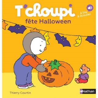 T'choupi fête halloween éditions Éveil petite enfance 696752