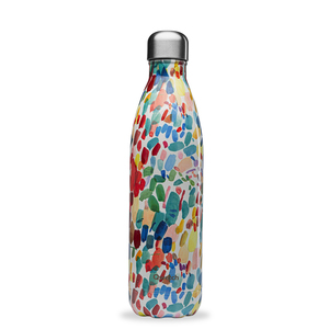 Bouteille isotherme Qwetch en inox Arty multicolore 500 ml 697147