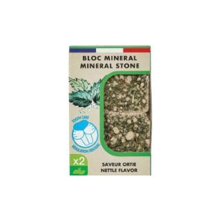 Bloc minéral eden à l'ortie gris  2 x 200 697502