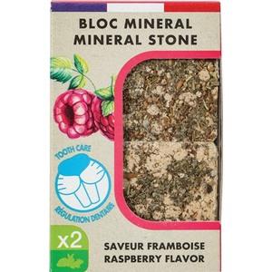 Bloc minéral eden à la framboise gris  2 x 200 697504