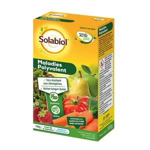 Maladies Polyvalent du potager Solabiol 100 g 698712