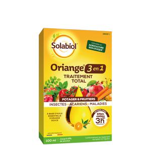 Traitement total potagers et fruitiers Solabiol 100 ml 698713