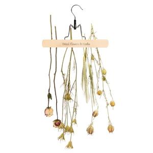Cadre cintre pour fleurs séchées 24,9x2,7x17,3 cm 699046