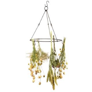 Sèche aromates ou fleurs Ø 35,4 x H 40 cm 699054
