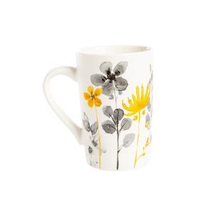 Coffret 4 mugs Flora en porcelaine 35cl 699153