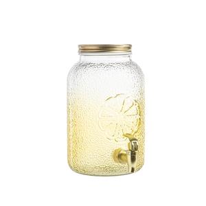 Distributeur en verre de boisson 699949