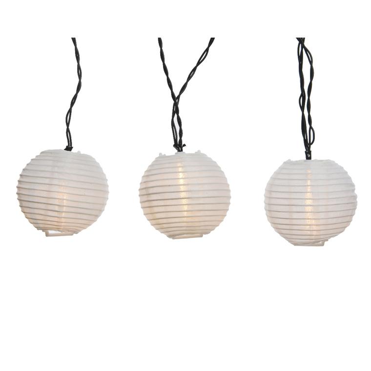Lanterne chinoise à LED pour l'extérieur 600287