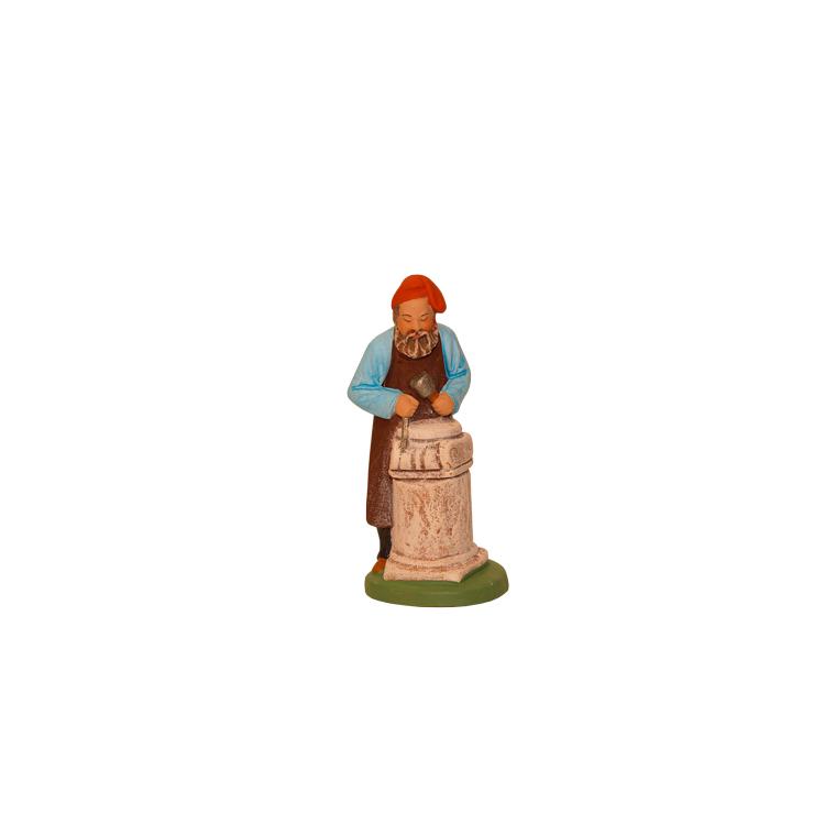 Tailleur de pierre 7 cm 60050