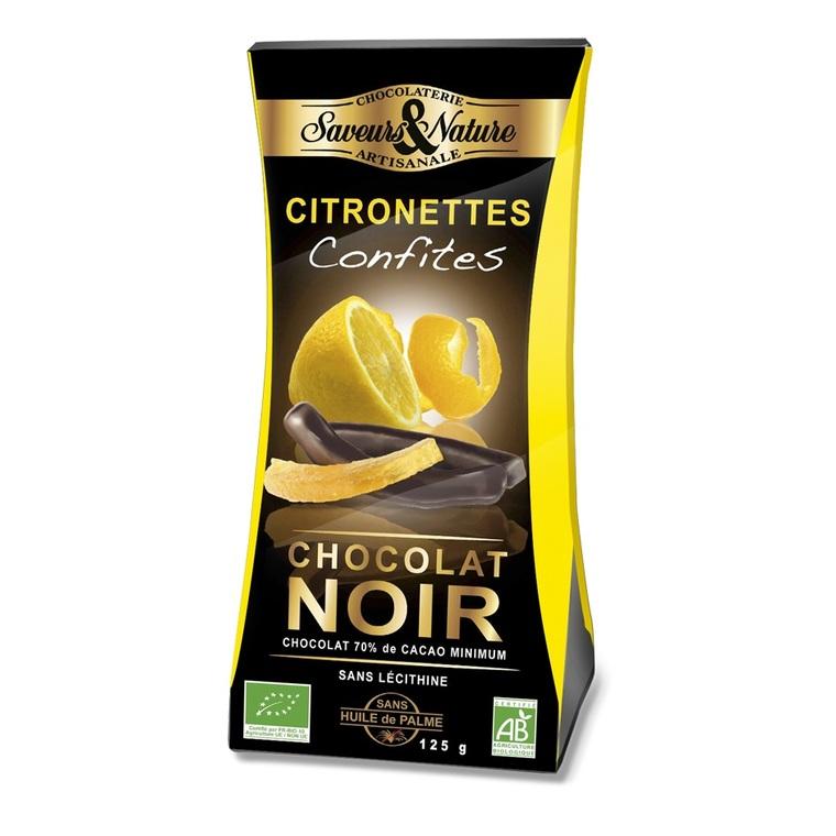 Sachet de citronettes de 125 g 60624