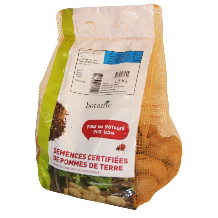 Pomme de terre Delikatesse bio 1,5 kg 607205