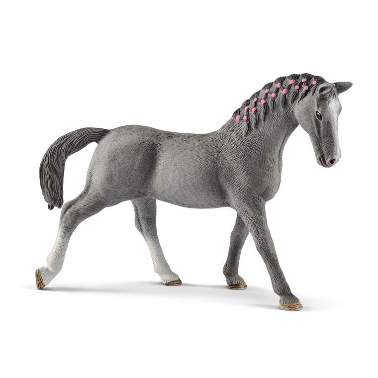 Figurine Jument Trakehnen plastique 13,3x4,7x9,8 cm à partir de 5 ans 607212