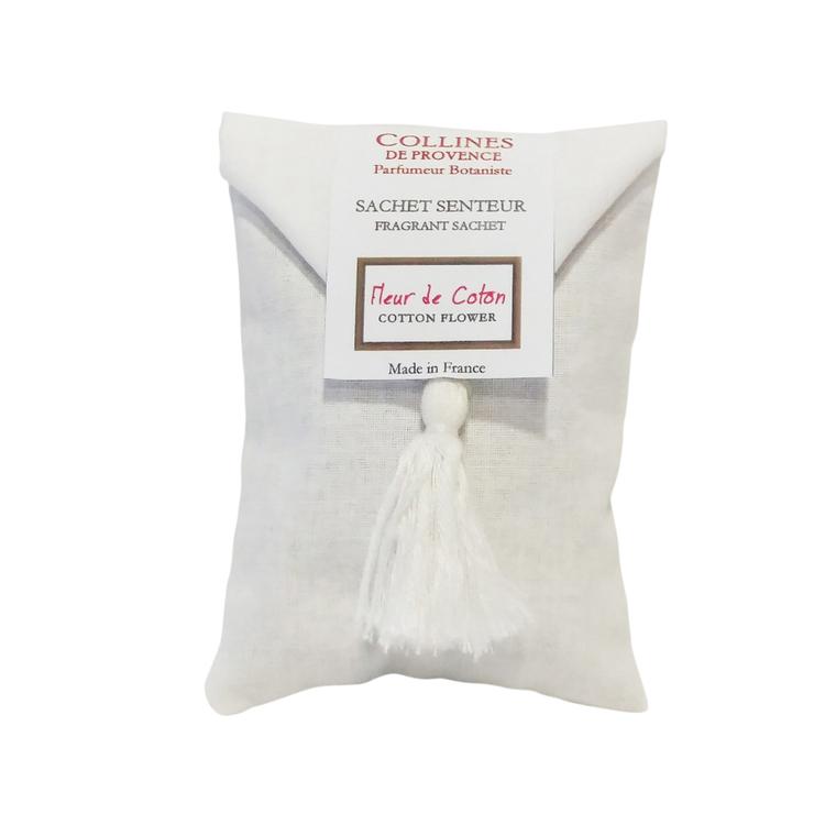 Sachet Senteur Fleurs de coton 610935