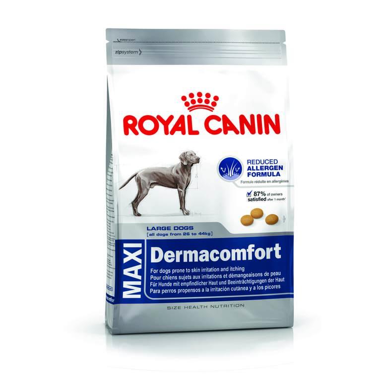 Maxi Dermaconfort Adult Royal Canin 12 kg 612645