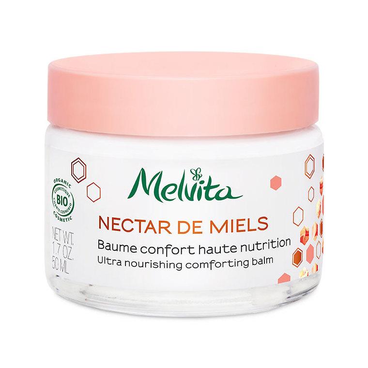 Crème fondante haute nutrition Melvita 40 ml