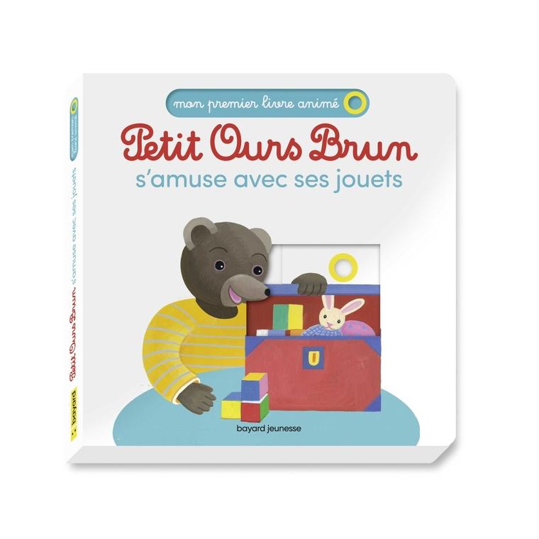Petit Ours Brun S'amuse avec ses Jouets  3 à 6 ans Bayard Jeunesse 613974