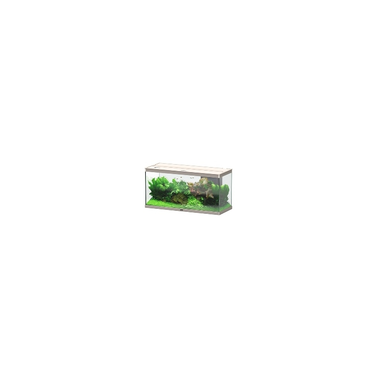 Aquarium avec led, 100 X 40 X 50 cm (200 L) 614751