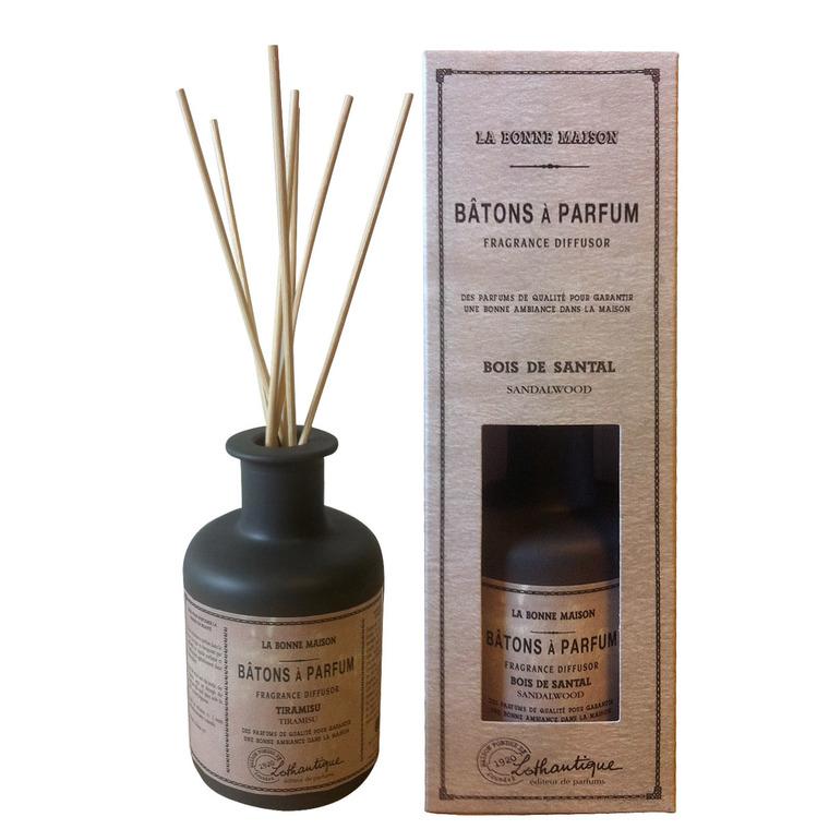 Bâton à parfum Bois de santal - flacon de 200ml