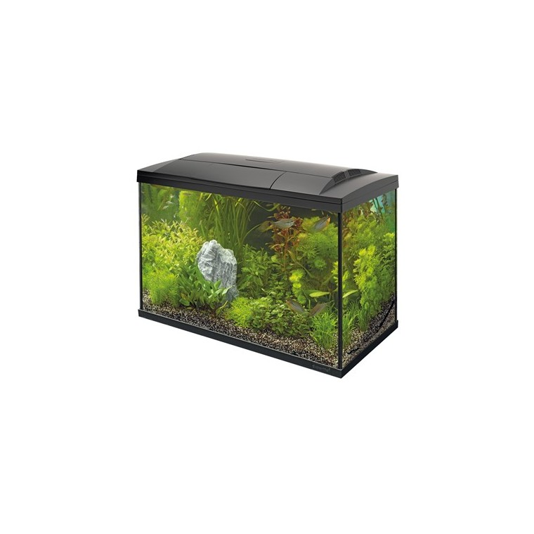 Aquarium Start 100 Tropical Kit Noir 68x35x51 cm 615243