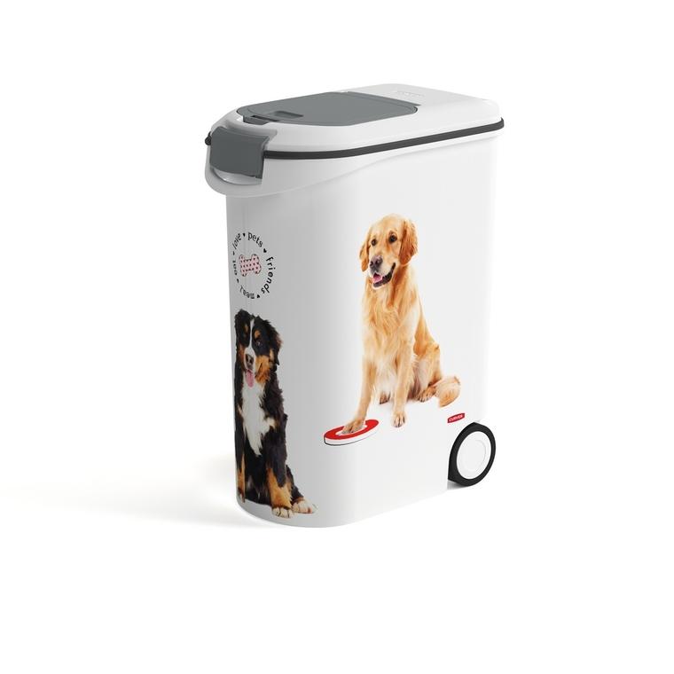 Conteneur croquettes chien. 28 x 49 x 61cm. 20 kg 615291