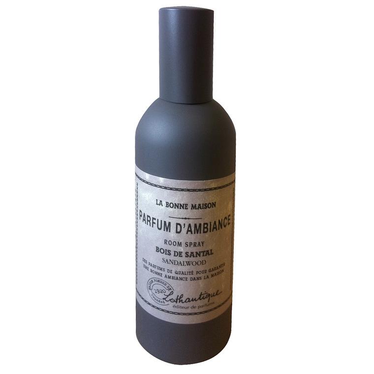 Parfum d'ambiance au Bois de Santal – 100 ml