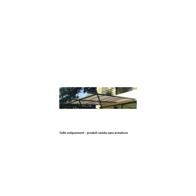 Toile d'ombrage extension tonnelle adossée SYDNEY 61544