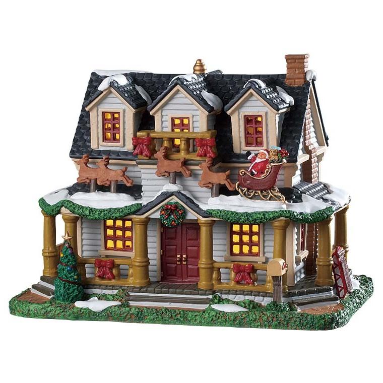 Winter Haven Porcelaine 15,2x19,9x13,3 cm Multicolore 616042