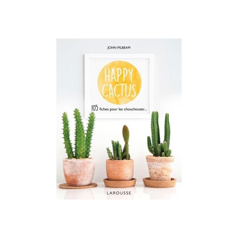 Happy cactus aux éditions Larousse 624061