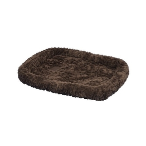 Coussin chien Snoozzy Chocolat 78 x 53 cm