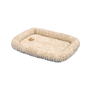 Coussin chien Snoozzy Beige 93 x 63 cm