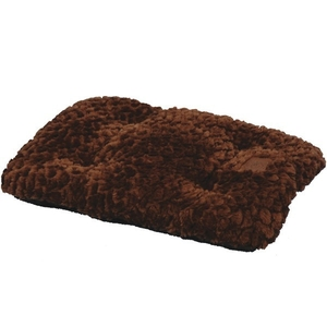 Coussin chien Snoozzy Chocolat 78x53 cm