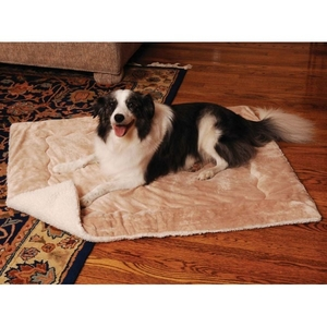 Tapis chien Snoozzy plaid reversible 68 x 91cm