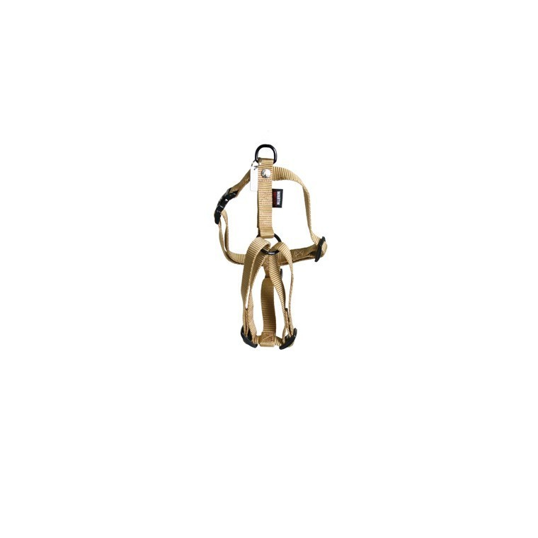 Harnais réglable beige 25/35cm Martin Sellier 626685