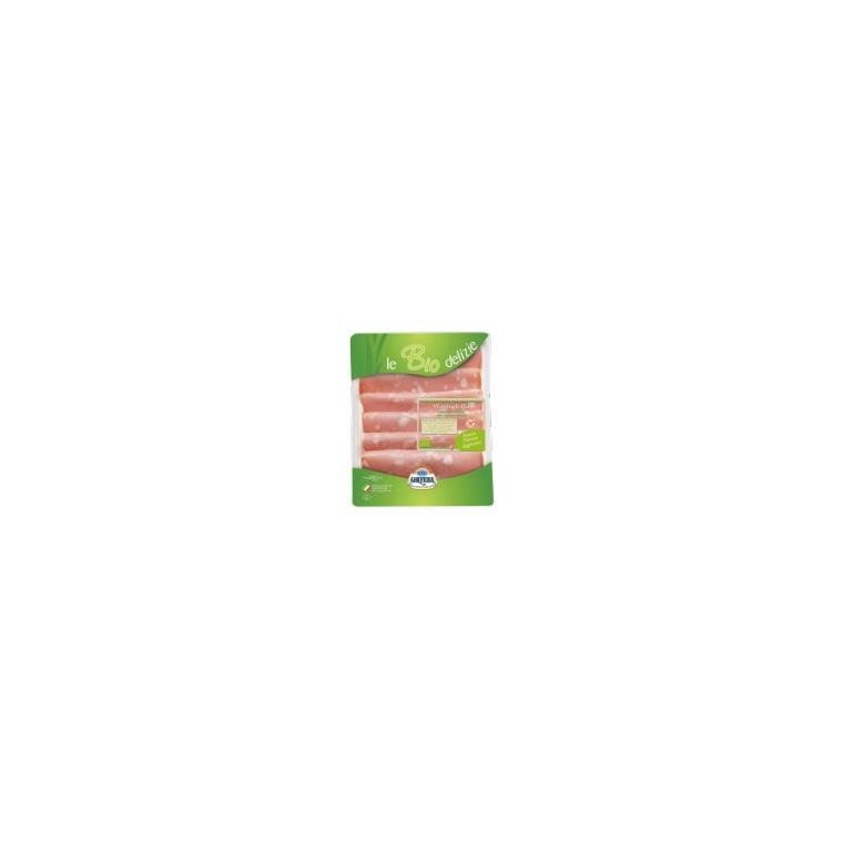 Mortadelle sans sel nitrité - 100 gr 62681