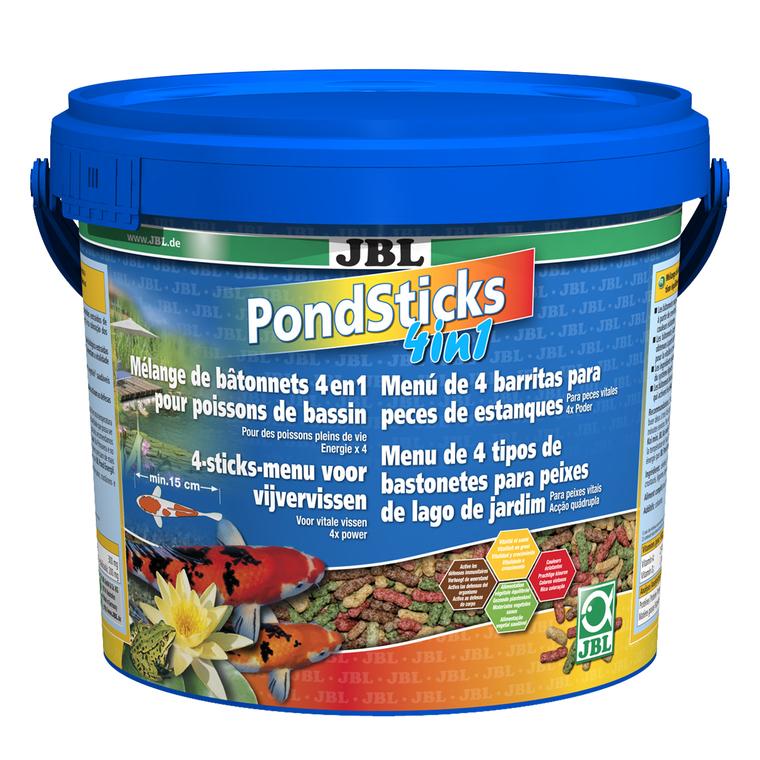 Aliment pour poissons Pond Sticks 4 en 1 / 5,5 L 626905