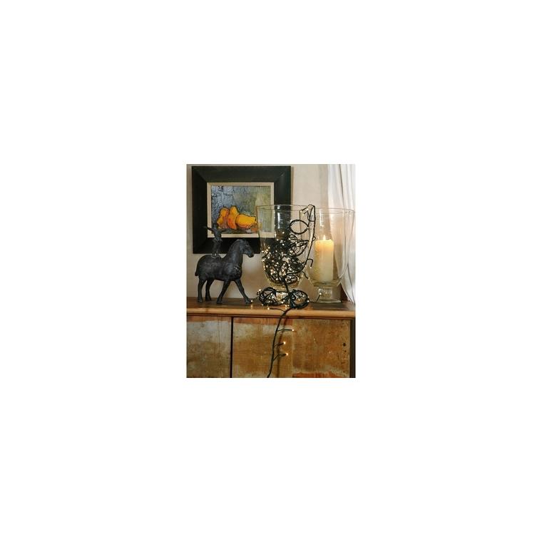 Guirlande lumineuse Flicker 25 mètres blanche